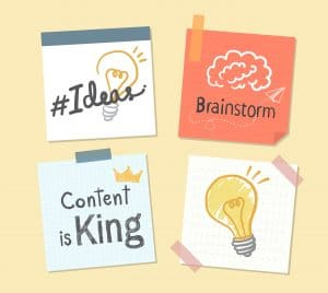 content moderation, content is king