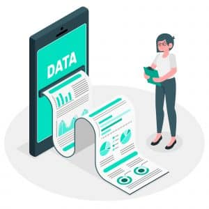 Data entry from various sources