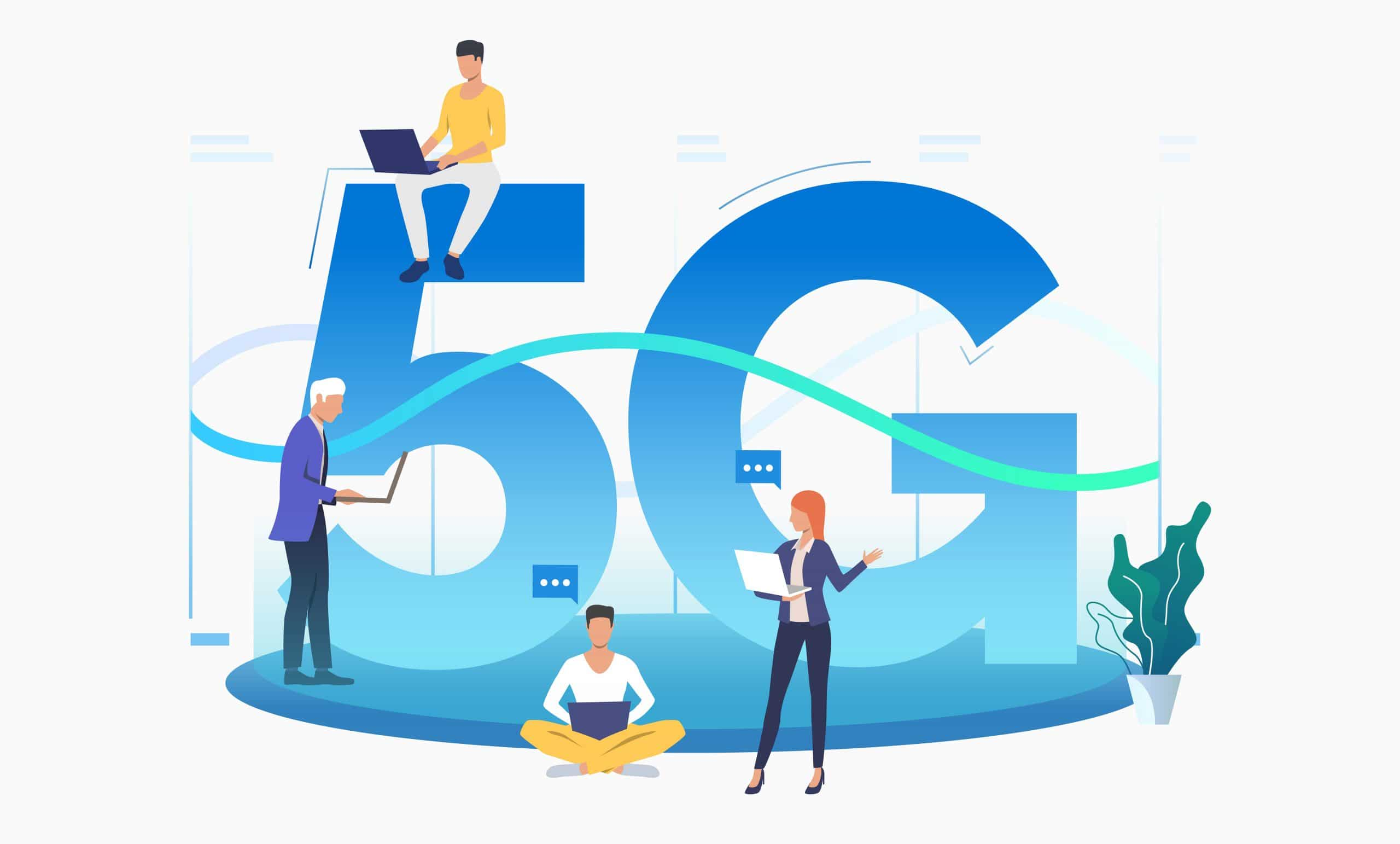 5G changes the process of business outsourcing (BPO)