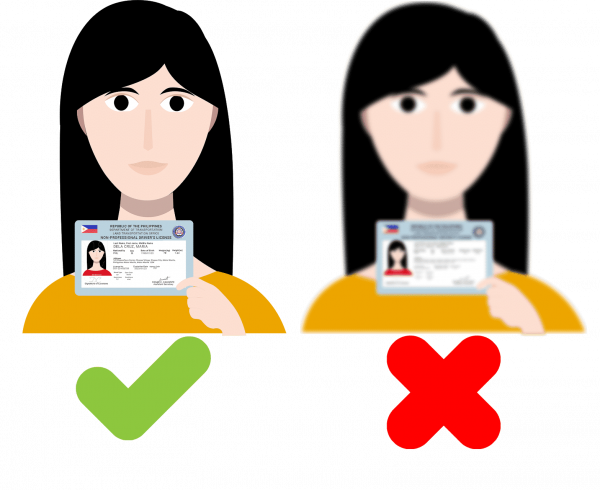 manual data entry ID verification