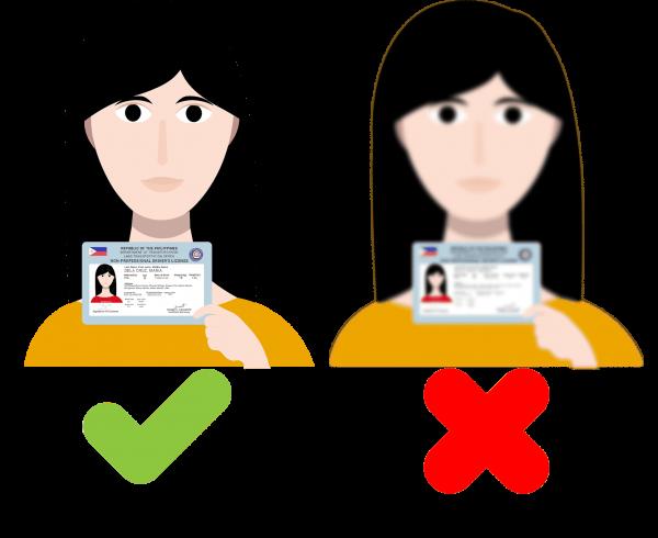 manual data entry ID verification